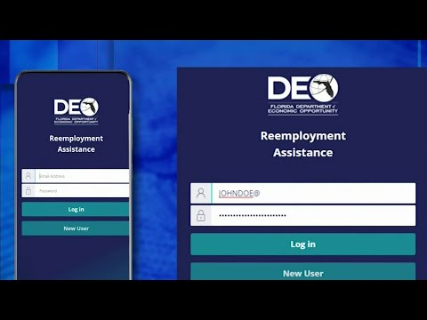Unemployment continues to go up as DEO launches new website